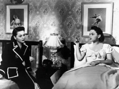 Olivia de Havilland -The Dark Mirror(1946).