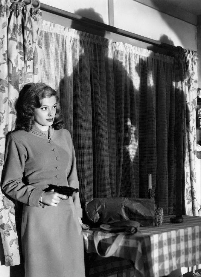 Jane Greer -Out of the Past(1947).
