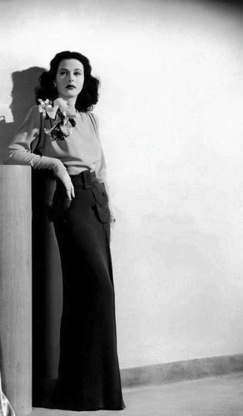 Hedy Lamarr -1939.