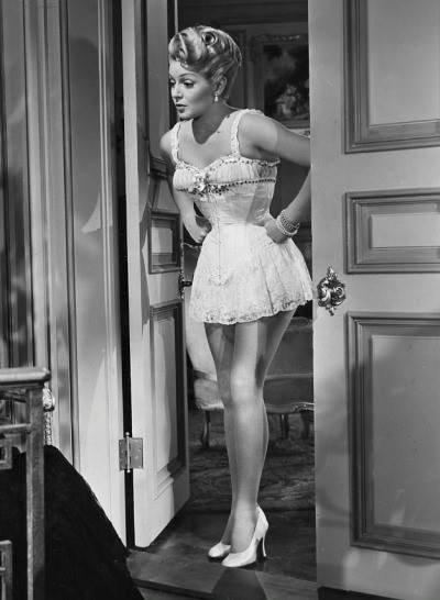 Lana Turner -The Merry Widow(1952).