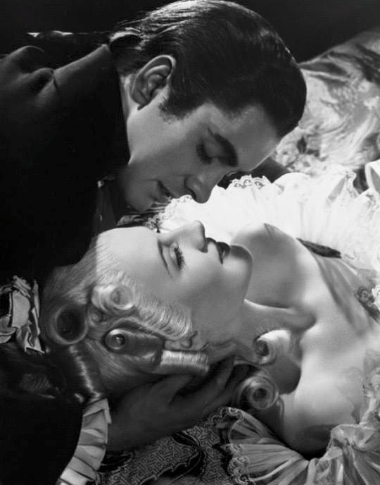 Tyrone Power & Norma Shearer -Marie Antoinette(1938).