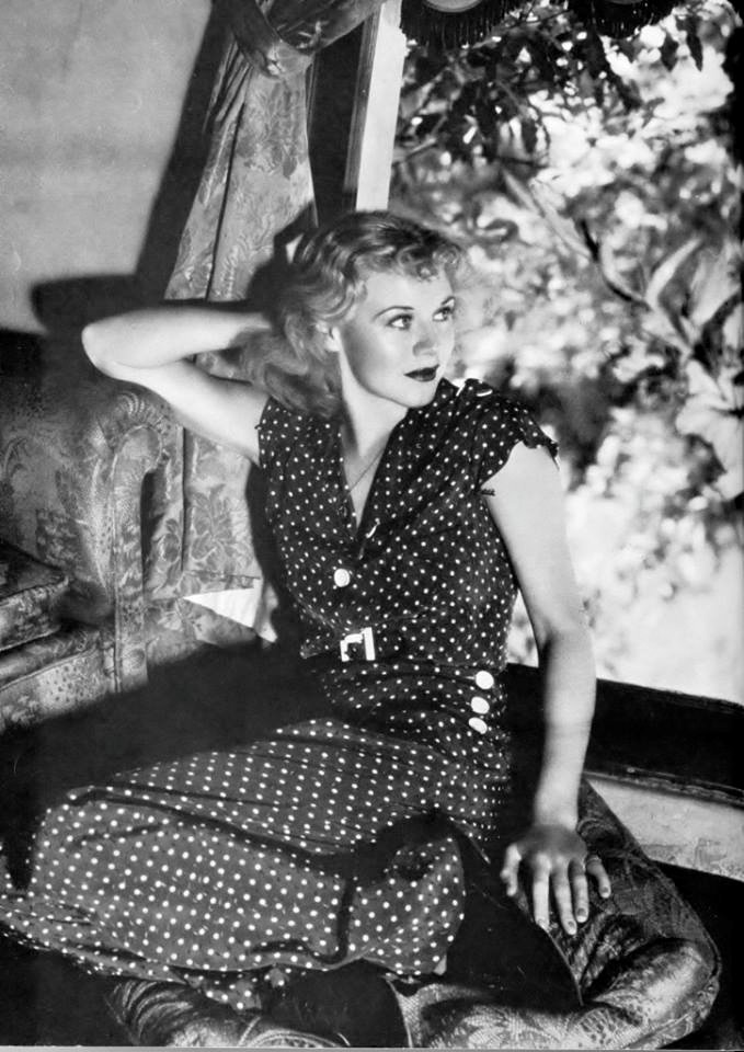Ginger Rogers -1934.