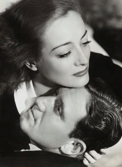 Joan Crawford & Spencer Tracy
