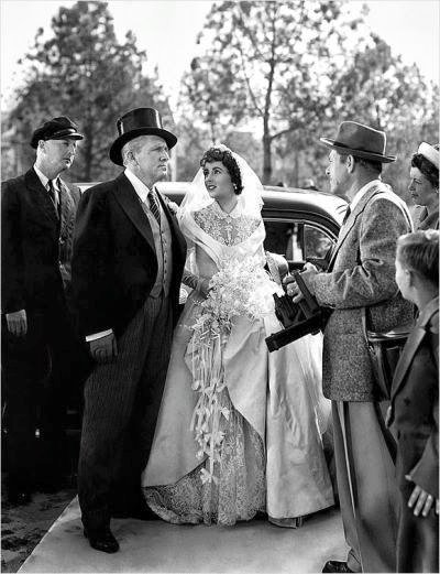Spencer Tracy & Elizabeth Taylor
