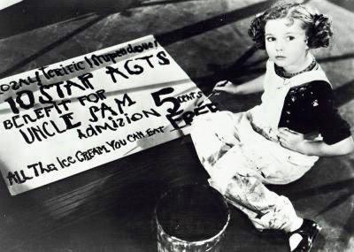 Shirley Temple ~Just Around the Corner(1938).