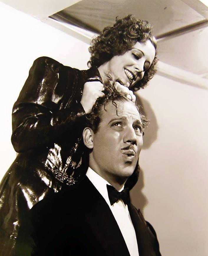 Irene Dunne & Melvyn Douglas