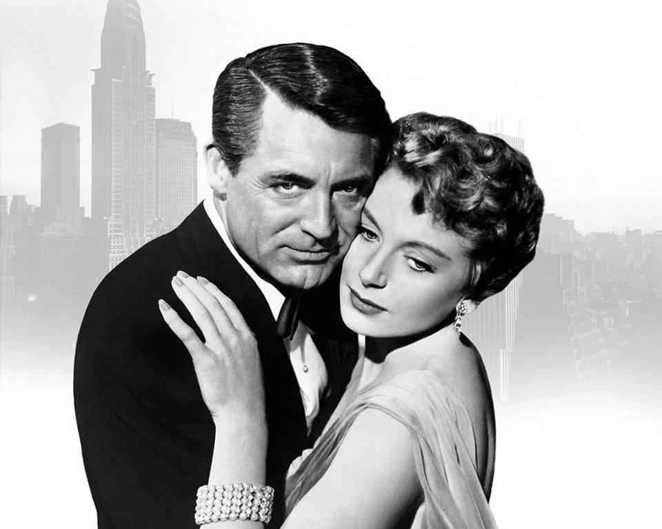 Cary Grant e Deborah Kerr