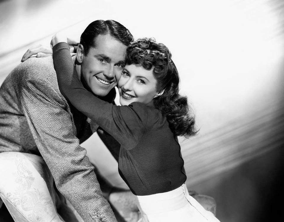 Henry Fonda e Barbara Stanwyck