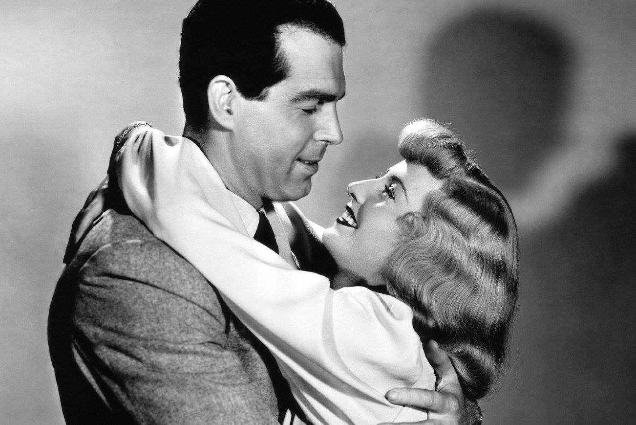 Fred MacMurray e Barbara Stanwyck