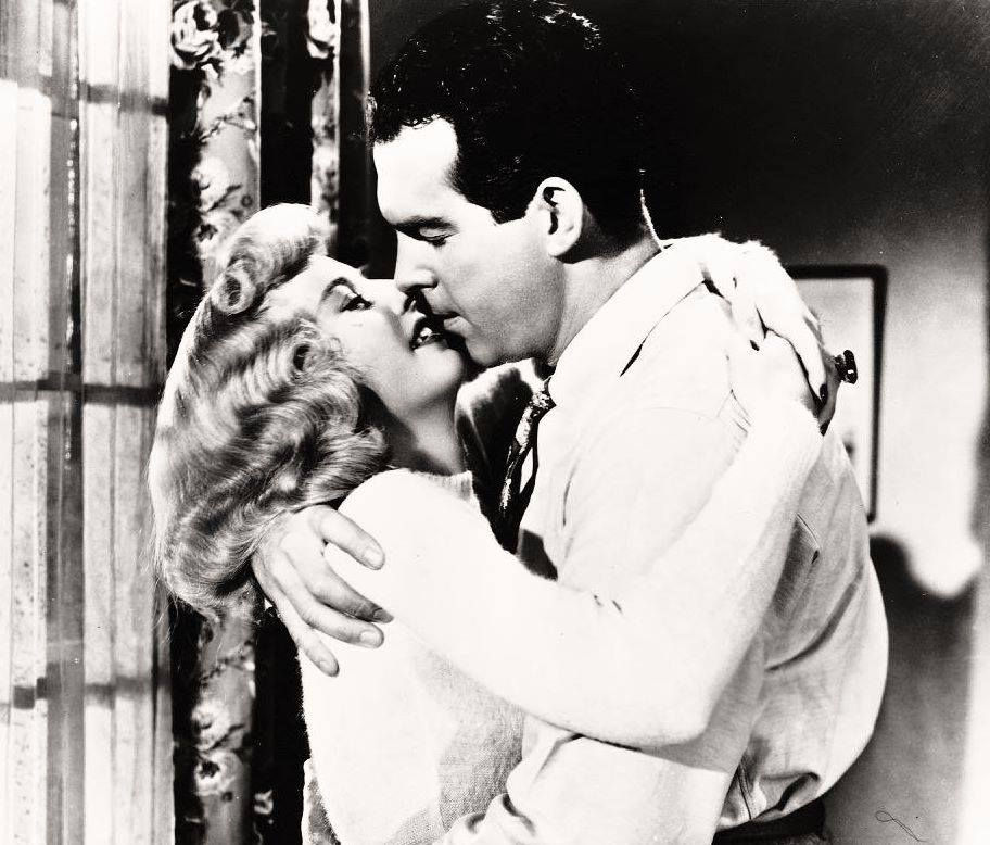 FRED MacMURRAY & BARBARA STANWYCK