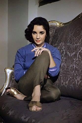 Elizabeth Taylor -1950s.