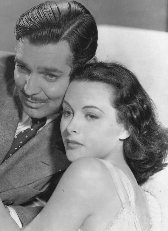 Clark Gable & Myrna Loy -Comrade X(1940).
