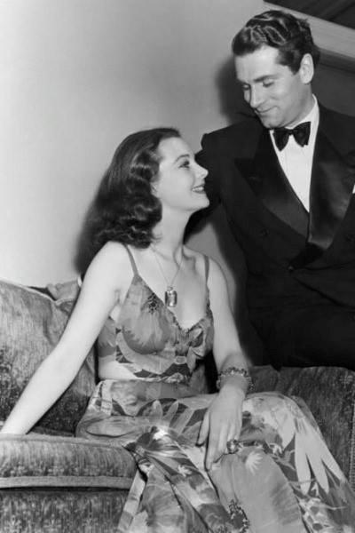 Vivien Leigh & Sir Laurence Olivier