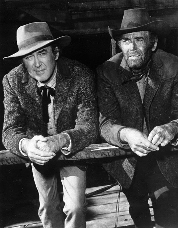 James Stewart & Henry Fonda