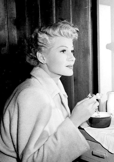Rita Hayworth ~ The Lady From Shanghai, 1948