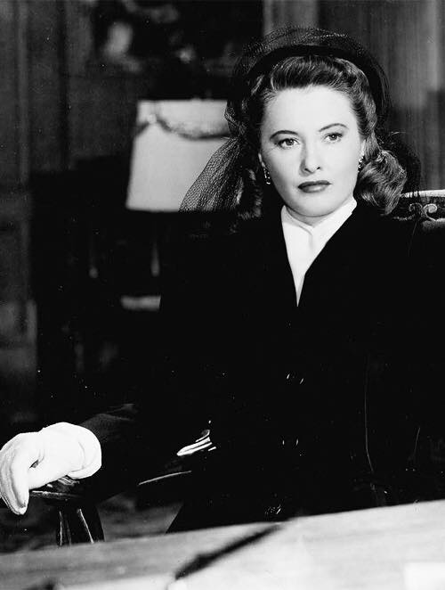 Barbara Stanwyck in Cry Wolf (1947)