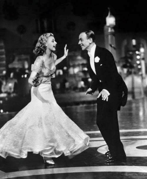 Ginger Rogers & Fred Astaire -Swing Time(1936).