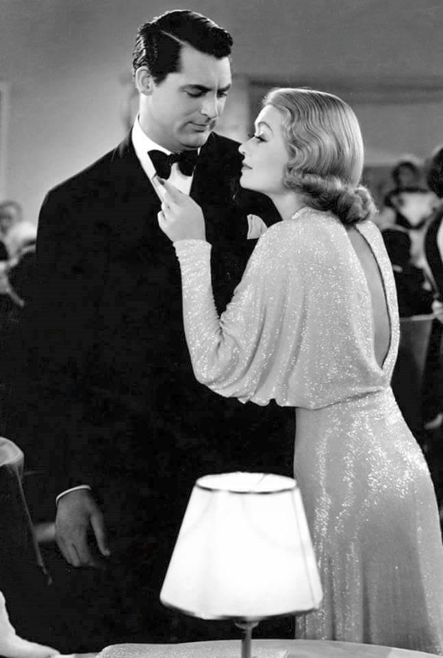 Cary Grant & Constance Bennett -Topper(1937).