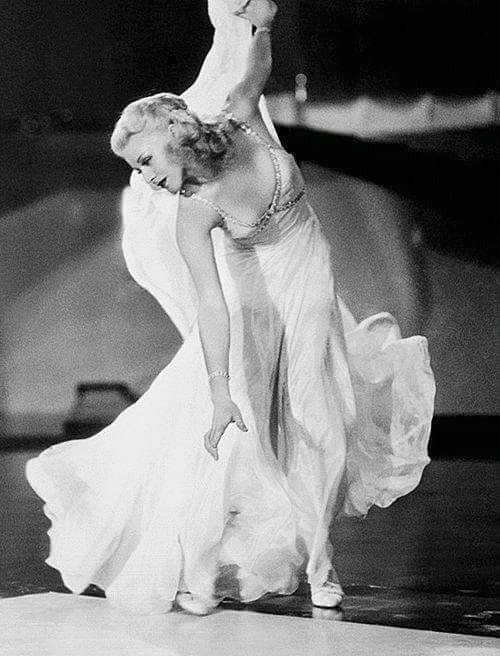 Ginger Rogers -Top Hat(1935).