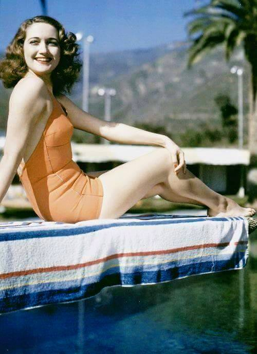 Dorothy Lamour -1940s.
