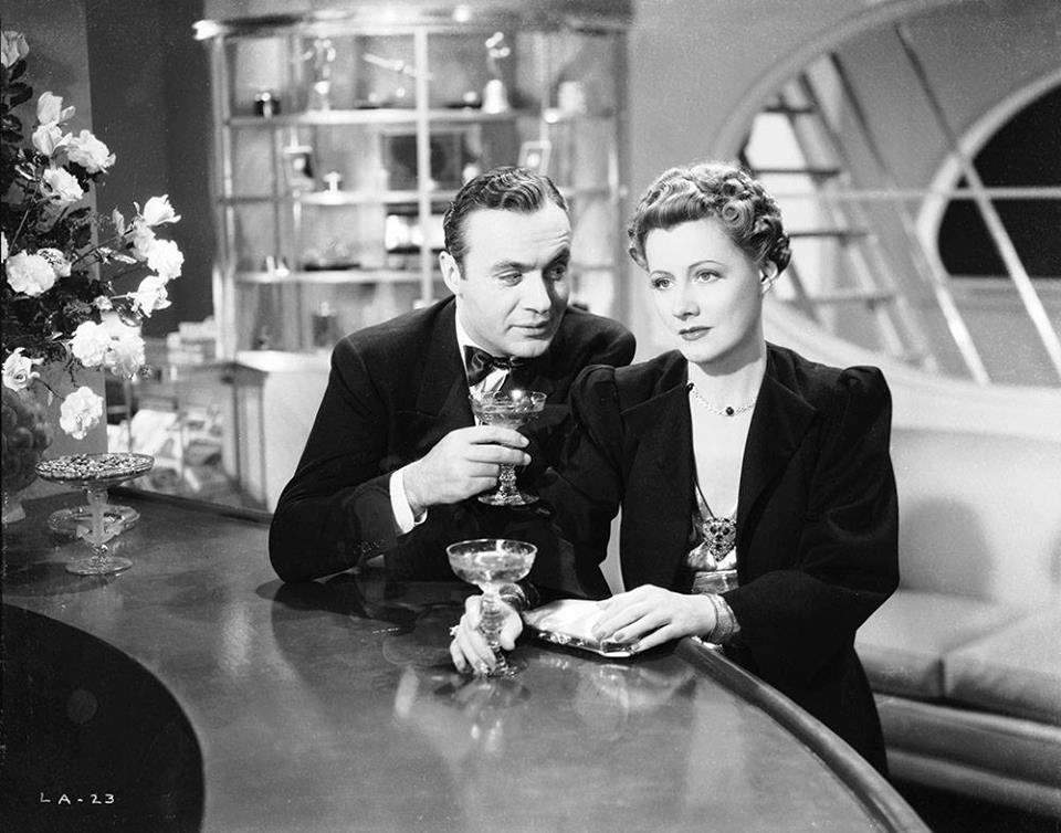Charles Boyer & Irene Dunne -Love Affair(1939).