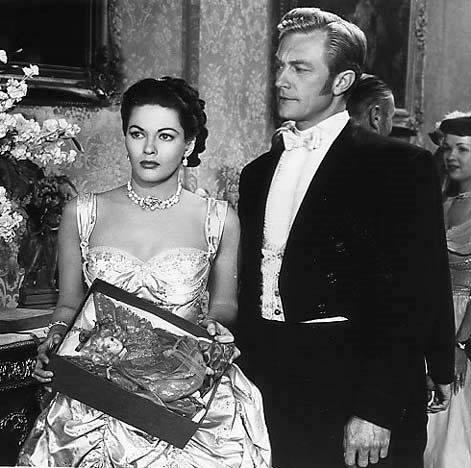 Richard Denning e Yvonne De Carlo