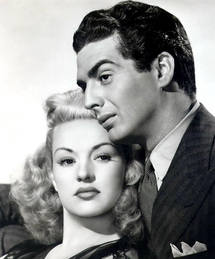Victor Mature e Betty Grable
