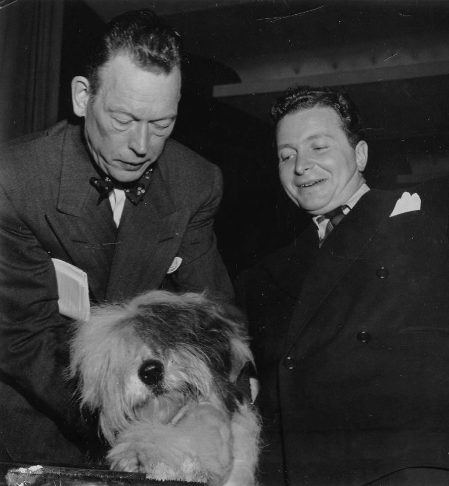 Henry Morgan and Fred Allen Friday