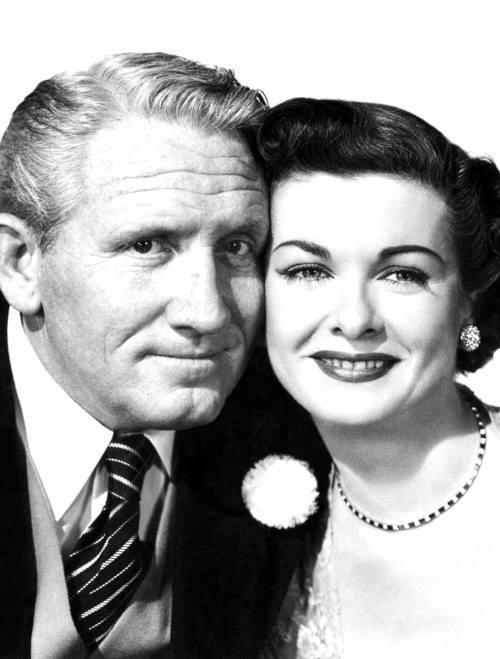 Spencer Tracy e Joan Bennett