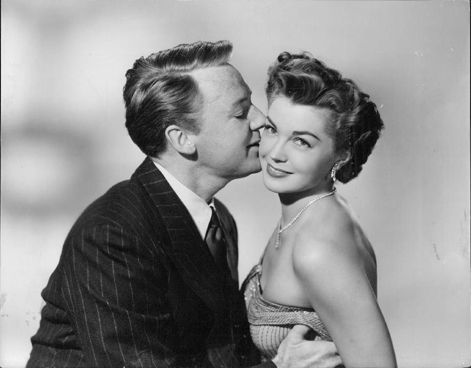 Van Johnson ed Esther Williams