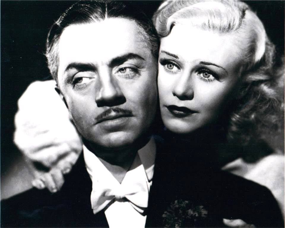 William Powell e Ginger Rogers