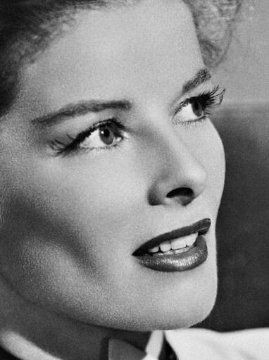 Katharine Hepburn -1945.