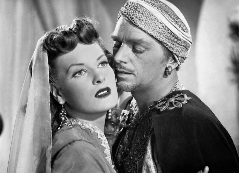 Douglas Fairbanks Jr. e Maureen O'Hara