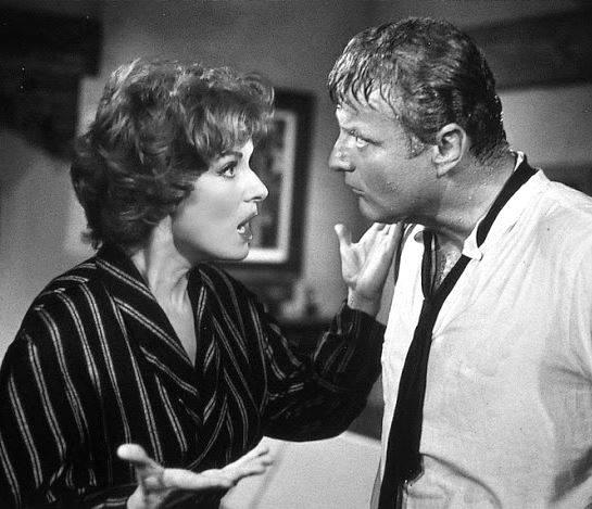 Brian Keith e Maureen O'Hara