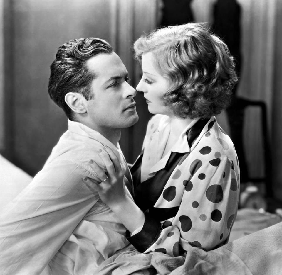 Robert Montgomery & Tallulah Bankhead