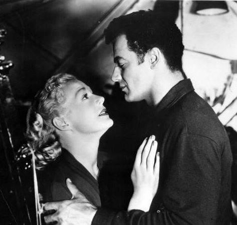 Cornel Wilde & Betty Hutton