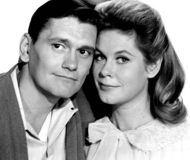 Dick York & Elizabeth Montgomery