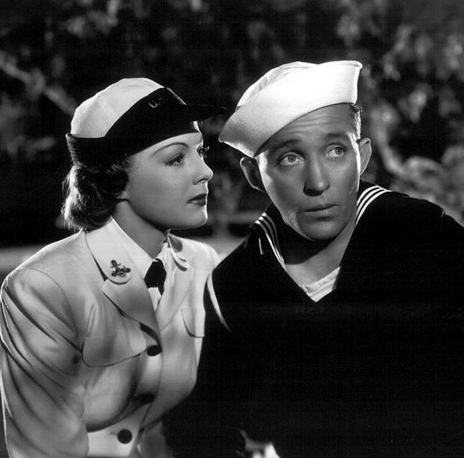 BING CROSBY & BETTY HUTTON