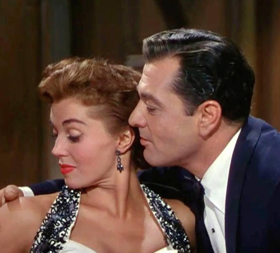 TONY MARTIN & ESTHER WILLIAMS