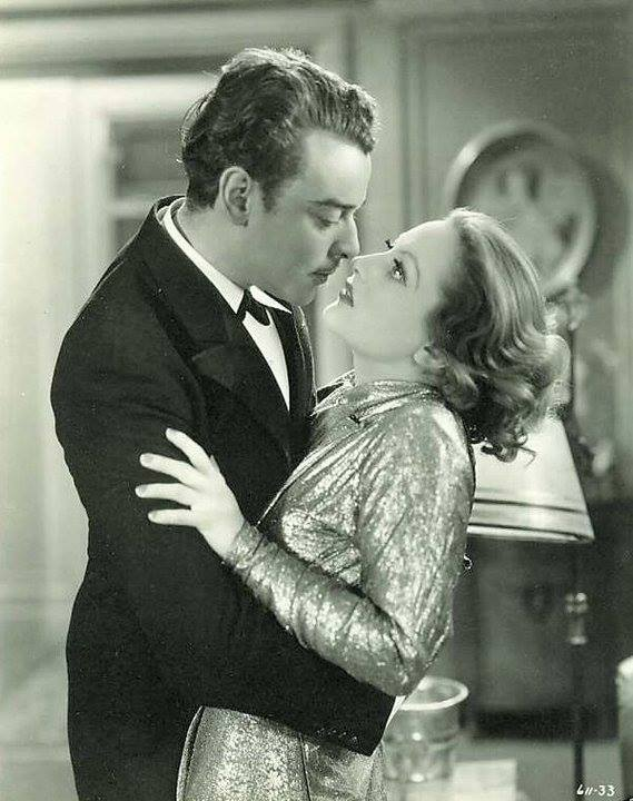 Nils Asther & Joan Crawford -Letty Lynton(1932).