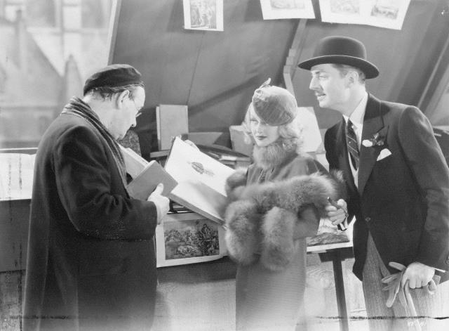 Bette Davis & William Powell -Fashions of 1934(1934).