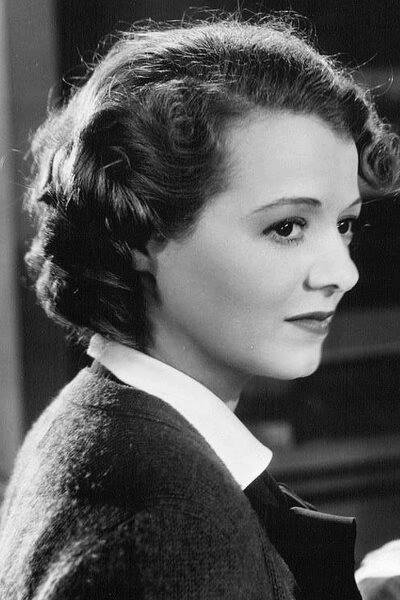 Janet Gaynor -A Star is Born(1937).