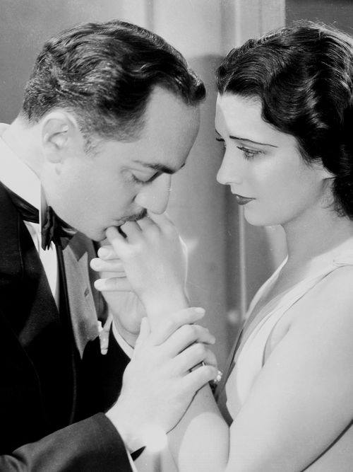 William Powell e Kay Francis