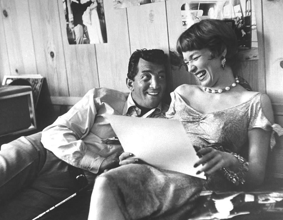 Dean Martin e Shirley MacLaine