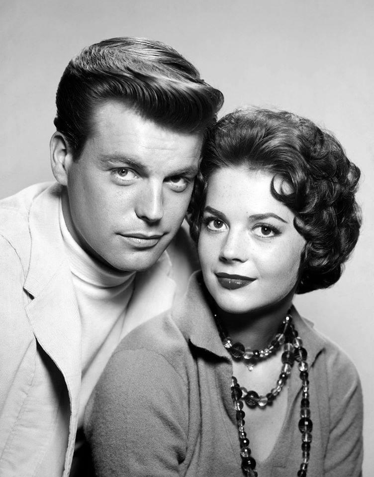 Robert Wagner e Natalie Wood