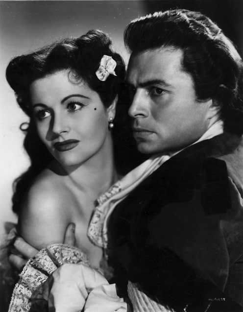James Mason e Margaret Lockwood