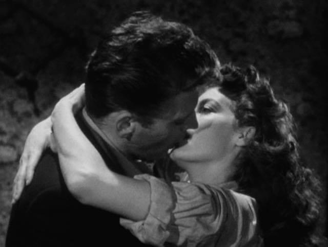 Burt Lancaster e Ava Gardner