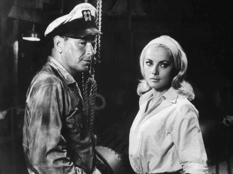 Frank Sinatra e Virna Lisi
