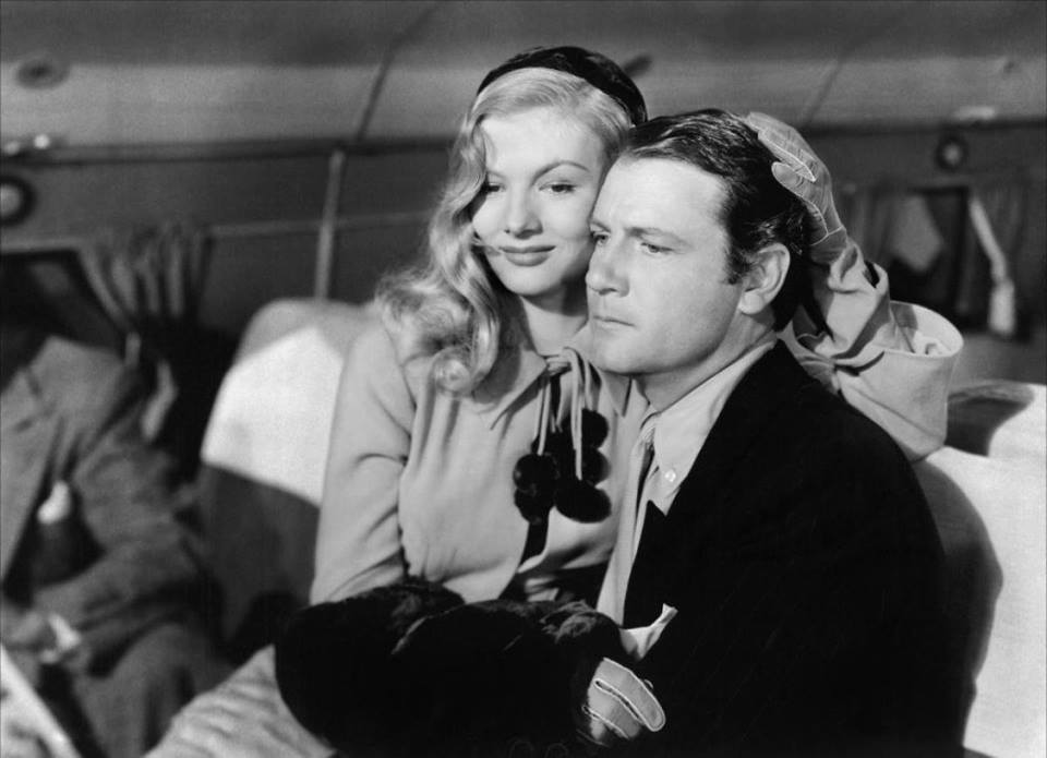Joel McCrea e Veronica Lake