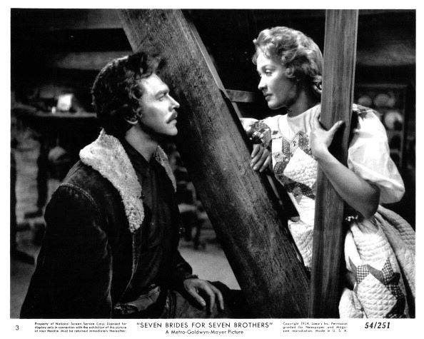 Howard Keel e Jane Powell